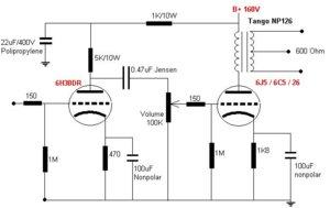 Nhờ tư vấn chọn bóng và mạch để lắp pre | VNAV - Mạng Nghe